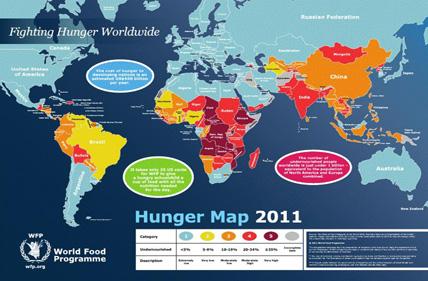 food problem in india